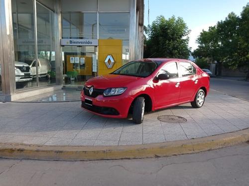 Renault Logan Authentique Plus 1.6 Gnc / Mod: 2014