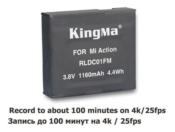 Bateria Xiaomi Mi Mijia 4k 3.8v 1160mah 4.4wh Rldc01fm