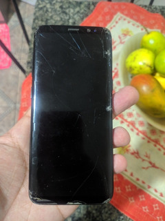 Samsung S8 Defeito