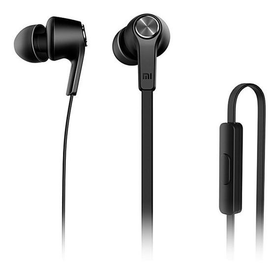 Fone De Ouvido Intra-auricular Xiaomi Piston Dazzle Edição Especial C/mic E Otimizado Para Graves Com Cabo Resistente