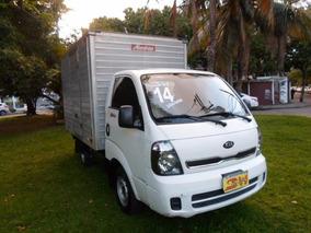 Kia Bongo Diesel 2.5 Baú Com 54000 Km Pronto Para Trabalho