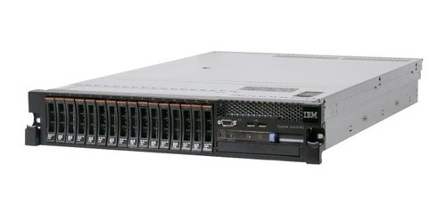 Servidor Ibm System X3650 M3 32gb 6core
