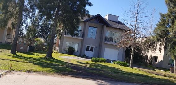 Casa Principado Canning 5 Habitaciones Alquiler Anual