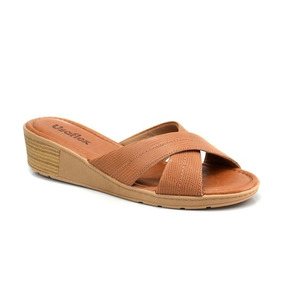 928f4030e Sandalia Usaflex Camel - Sapatos com o Melhores Preços no Mercado ...