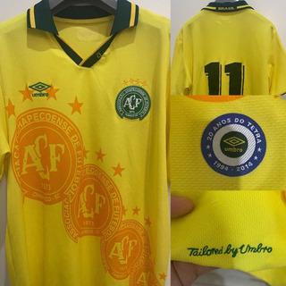 Camisa Chapecoense 2014 Brasil Umbro Tetra