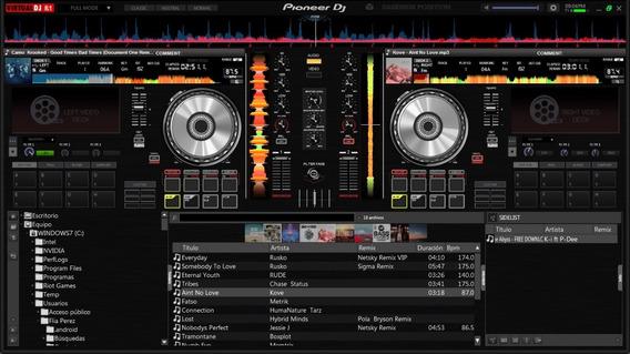 Pack 100 Skins Para Virtual Dj 7 - Audio Profesional y DJs