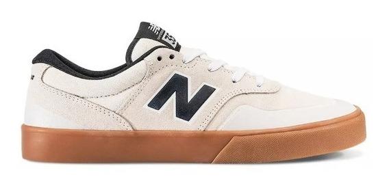 Zapatillas New Balance Numeric 358 Hombre Beige