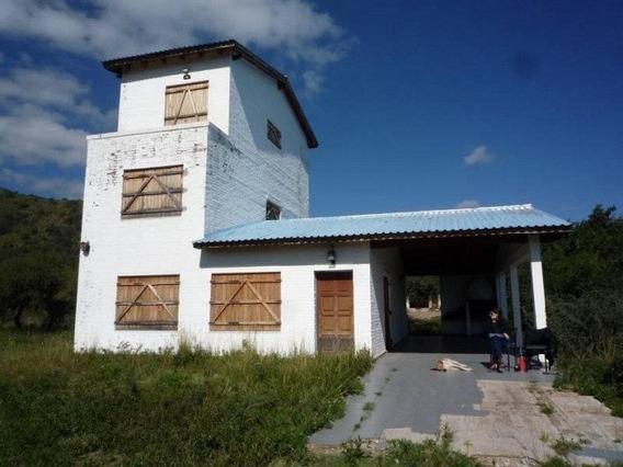 Espectacular Casa En Barrio La Toma - Capilla Del Monte Cordoba