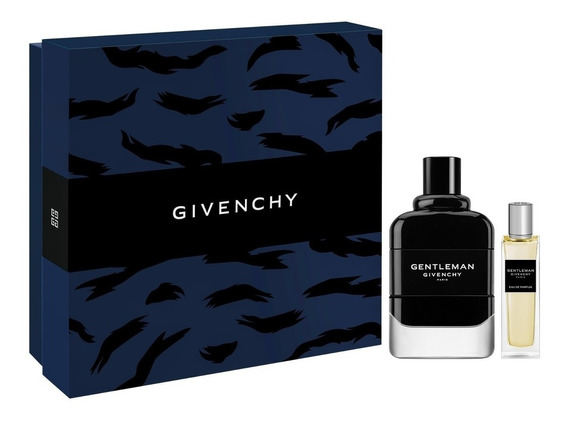 Conjunto Gentleman Givenchy - Edp 100ml + Travel Size