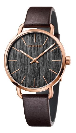 Relógio Calvin Klein Even K7b216g3
