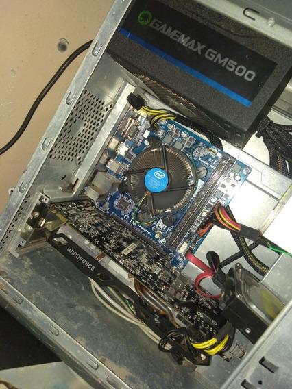 Pc Gamer I3 4170 3.7ghz, 8gb De Ram, Gtx 960 2gb
