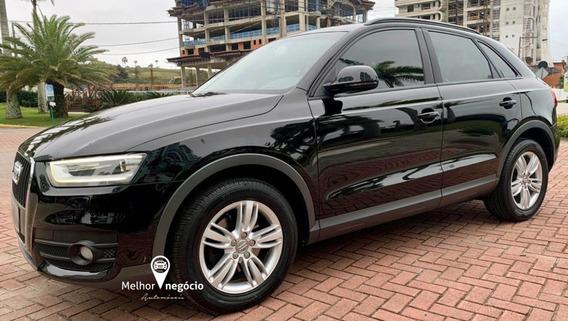 Audi Q3 2.0 Tfsi Quat. S-tronic 170cv 5p Aut. 2013 Preta