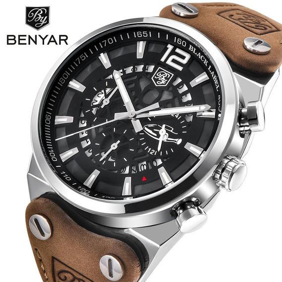 Relógio Benyar Militar Modelo By-5112