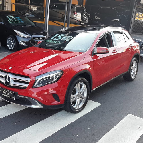 Mercedes-benz Gla 200 - 2015/2015 1.6 Cqi Vision 16v Turbo