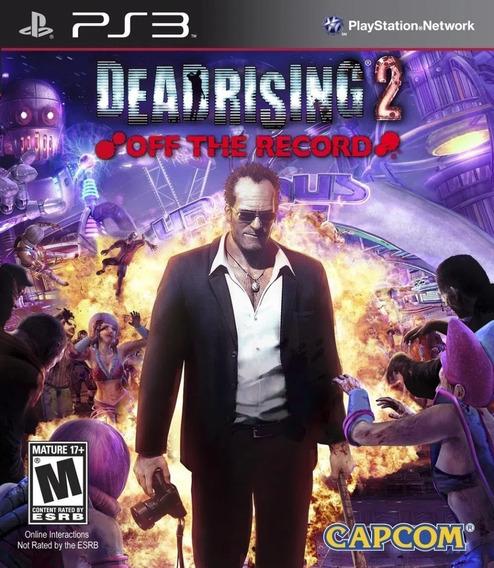 Jogo Dead Rising 2 Off The Record Playstation 3 - Lacrado