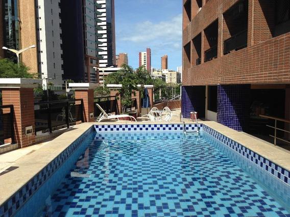 Flat Residencial À Venda, Meireles, Fortaleza. - Fl0035