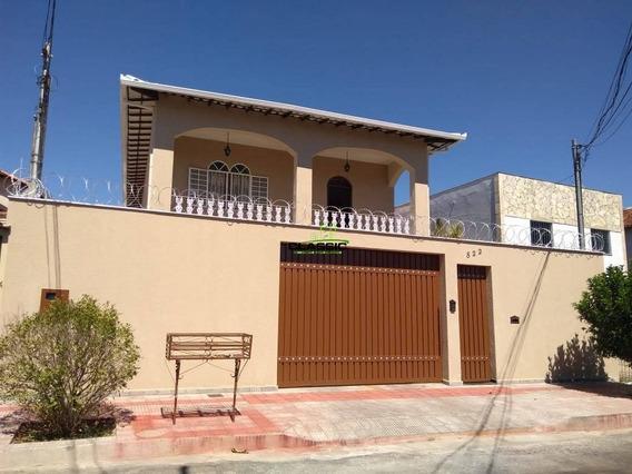 Casa Duplex Com 4 Quartos Para Comprar No Santa Mônica Em Belo Horizonte/mg - 3441