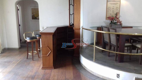 Imagem 1 de 30 de Apartamento Com 3 Dormitórios À Venda, 131 M² Por R$ 650.000,00 - Jardim Avelino - São Paulo/sp - Ap2044