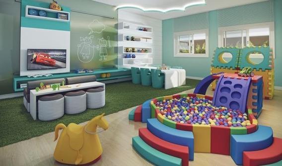 Apartamento Em Jardim Praia Grande, Mongaguá/sp De 78m² 2 Quartos À Venda Por R$ 422.496,00 - Ap436480