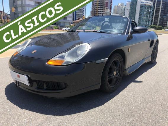 Porsche Boxster (986) 2.7, 1999, Convertible