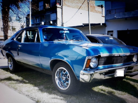Chevrolet Chevy Ss Cupe 1977