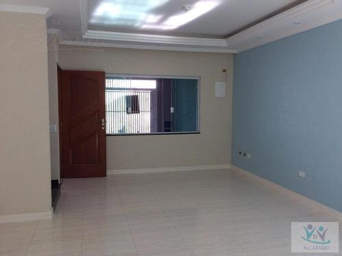 Imagem 1 de 15 de Casa Para Venda Em Mogi Das Cruzes, Villa Di Cesar, 3 Dormitórios, 5 Banheiros, 3 Vagas - Ca0471_2-1177499