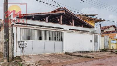 Casa Com 5 Dormitórios À Venda, 440 M² Por R$ 550.000 - Zerão - Macapá/ap - Ca0486