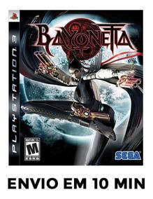 Bayonetta Ps3 Psn