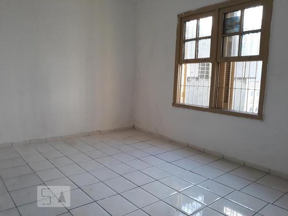 Casa Para Aluguel - Cambuci, 2 Quartos, 55 - 893105712