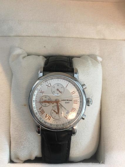 Relógio Montblanc Original Meisterstuck4810. Cx S/arranhão