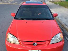 Honda Civic 1.8 Lx Mt 2001