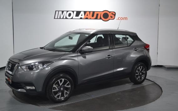 Nissan Kicks Sense Pure Drive Año 2018 - Imolaautos