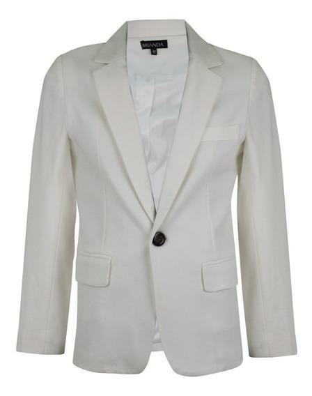 Saco Blazer Hombre Azul, Gris,beige, Ivory, Corte Slim