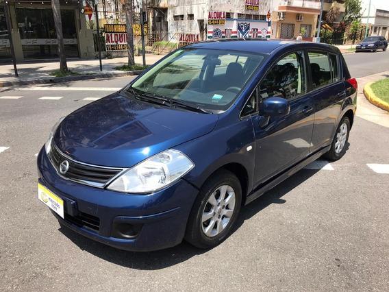 Nissan Tiida 1.8 Visia 6mt Nafta