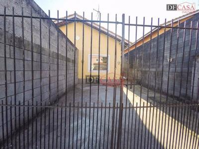Casa Residencial À Venda,ferraz De Vasconcelos. - Codigo: Ca0241 - Ca0241
