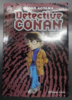 Manga Detective Conan Nº 92