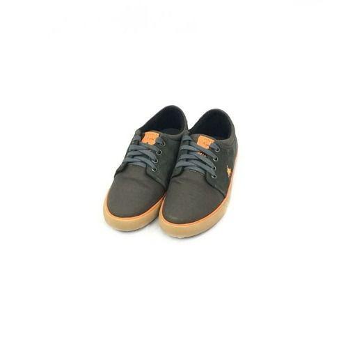 Sapato Masculino Polo Chumbo 500116
