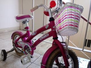 Bicicleta Nena Olmo Rodado 14