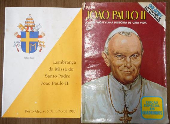 Livros Especiais Contando Histórias Do Papa João Paulo Il