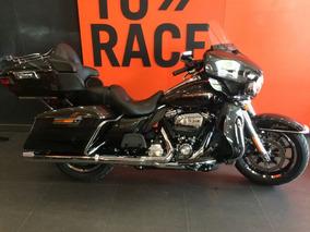 Harley Davidson - Electra Glide Ultra Limited - Prata