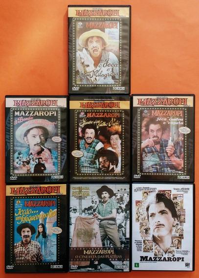Dvd Mazzaropi Coleção Completa 34 Filmes - Amácio Mazzaropi