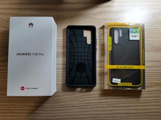 Huawei P30 Pro Preto Dual Sim 8gb + 512gb *versão Top*