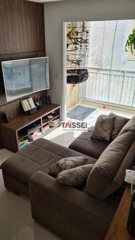 Apartamento Com 2 Dormitórios À Venda, 53 M² Por R$ 347.000,00 - Vila Moraes - São Paulo/sp - Ap7675