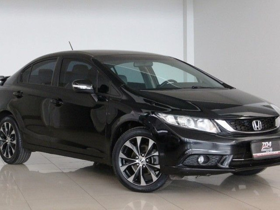 Honda Civic Lxr 2.0 16v Flex, Ozx4382