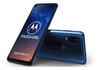 Motorola One Vision 128gb+ Cam 48mp+ Libre+ Envío Gratis!
