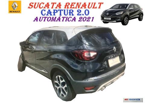 Imagem 1 de 7 de Sucata Renault Captur 2.0 Automática 2020 Venda De Peças