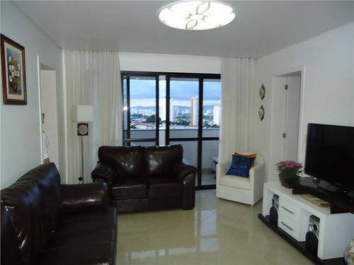 Imagem 1 de 19 de Apartamento À Venda, 130 M² Por R$ 630.000,00 - Tatuapé - São Paulo/sp - Ap2157
