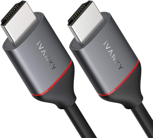 Cable Hdmi 2.0 4k Hdr Alta Velocidad Ivanky 1.8 Metros