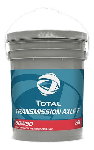 Imagen 1 de 2 de Total Transmission Axle 7 80w90 X 20l