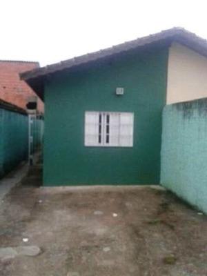 Casa Em Mongaguá, Financiamento Direto Com O Proprietário! - 1259